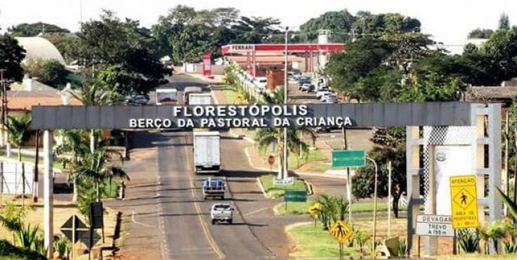 Florestópolis Paraná fonte: www.flavioarns.com.br